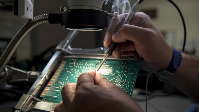 Electronic Electrical Devices MaintenanceTroubleshooting