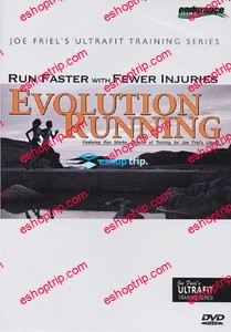 Evolution Running Run Faster with Fewer Injuries DVD