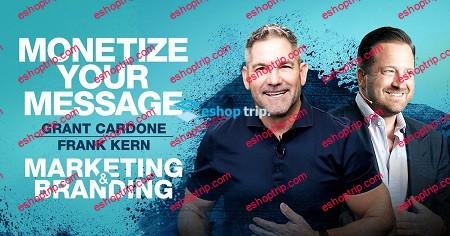 Grant Cardone and Frank Kern Branding Webinar