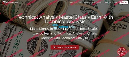 Infosec4t Technical Analysis MasterClass Earn With Technical Analysis