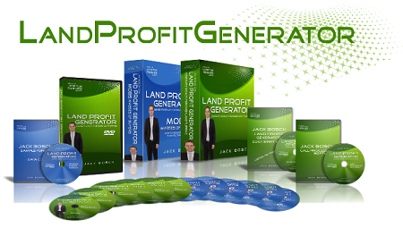Jack Bosch Land Profit Generator 2.0