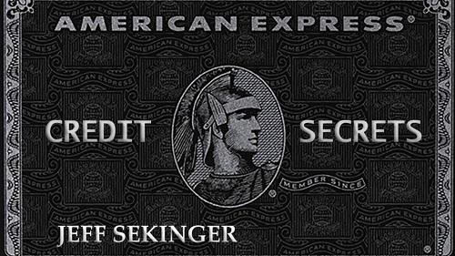 Jeff Sekinger Credit Secrets