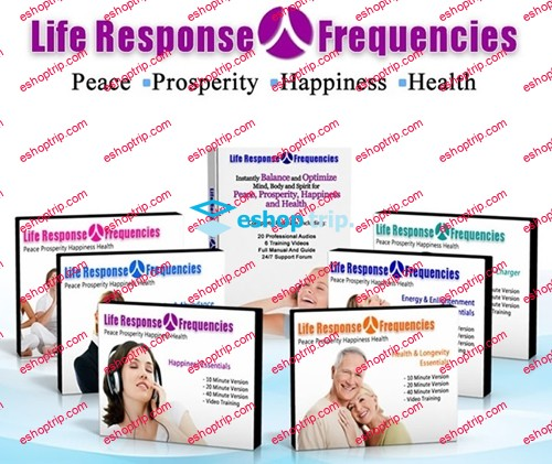 Jeffrey Gignac The Life Response Frequencies Brain Training System