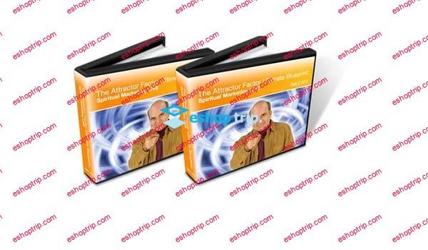 Joe Vitale The Attractor Factor Ultimate Blueprint Spiritual Marketing Live