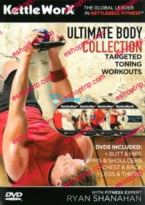 KettleWorX Ultimate Body Collection with Ryan Shanahan