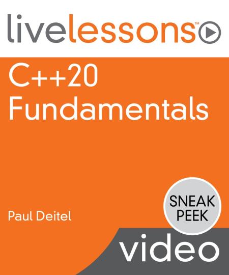 Livelessons C20 Fundamentals