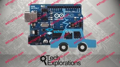 Make an Arduino remote controlled car