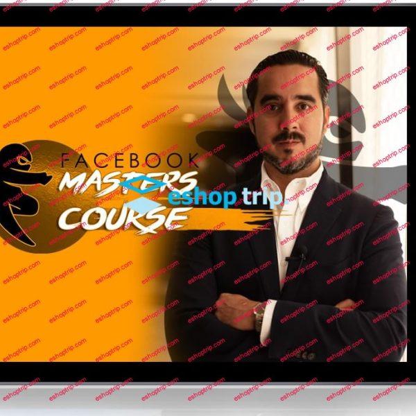 Manuel Suarez Ben Cummings Facebook Masters Course