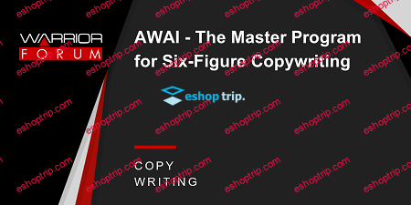 Masters Program For Six figure Copywriting