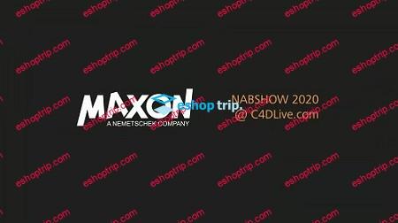 Maxon NAB Show 2020