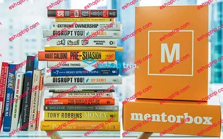 Mentorbox Money Master the Game by Tony Robbins