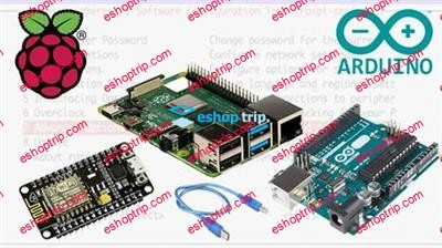 Physical Computing with Arduino Nodemcu Raspberry Pi
