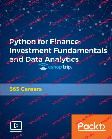 Python for Finance Investment Fundamentals and Data Analytics 2018