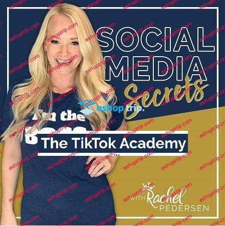 Rachel Pedersen The TikTok Academy ELITE