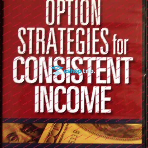 Ross Jardine Option Strategies For Consistent Income