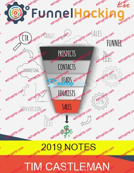 Russell Brunson Funnel Hacking LIve Notes 2019