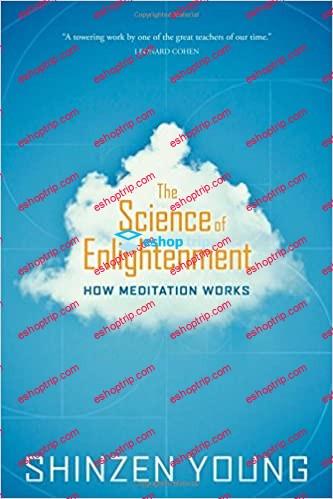 Shinzen Young Science of Enlightenment