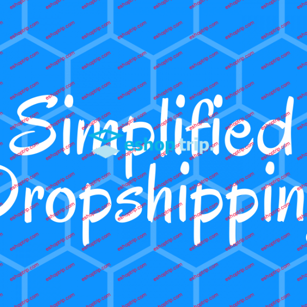 Simplified Dropshipping 3.0
