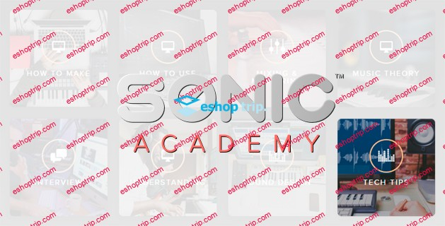Sonic Academy All Materials Categories TECH TIPS 04.2020