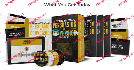 Todd Brown 24 ADVANCED Email Persuasion Conversion Triggers