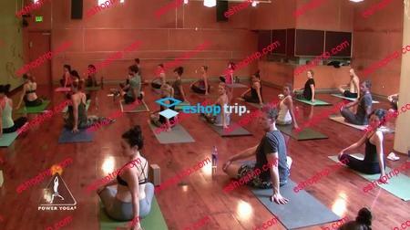 Travis Eliot Gentle Yoga LIVE 2016