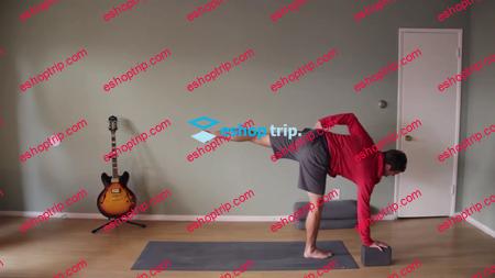 Travis Eliot Yoga Basics Series 2016