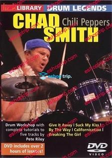 Drum Legends Chad Smith