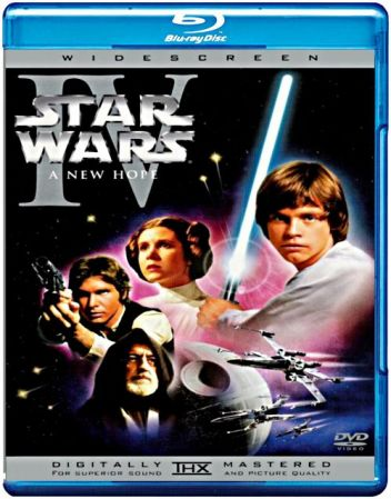 Star Wars Episode IV A New Hope 1977 REMASTERED 1080p BluRay x265
