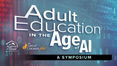 TTC Video Adult Education in the Age of AI A Panel Discussion