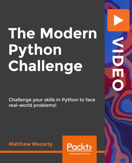 The Modern Python Challenge