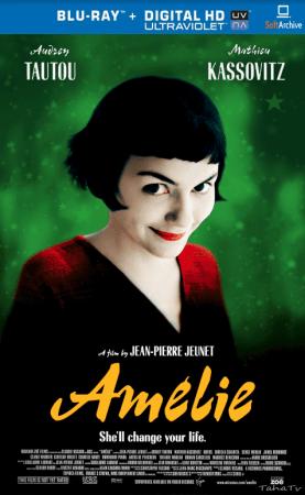 Amelie 2001 1080p BluRay x264