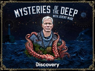 DC. Mysteries of the Deep Curse of the Kraken 2020