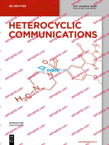 Heterocyclic Communications Journal