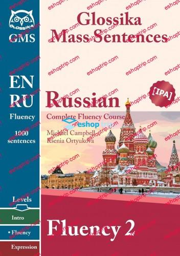 Glossika Russian Fluency 1
