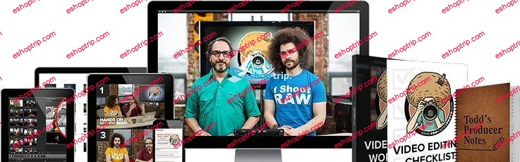 Jared Polin Todd Wolfe FroKnowsPhoto Guide To Video Editing 2
