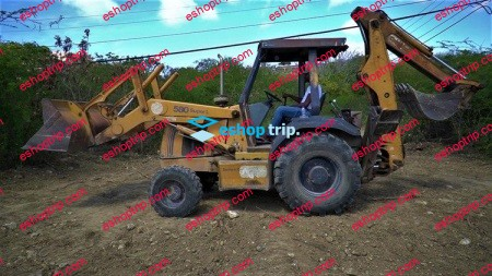 Learn How to Operate a Tractor Loader Backhoe