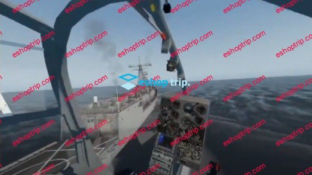 Learn to fly Helicopters Landing on Ships