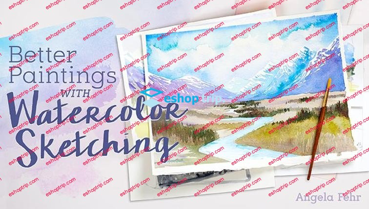 Mybluprint Better Paintings With Watercolor Sketching