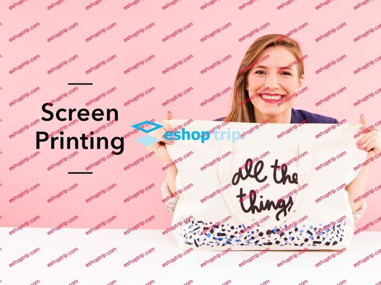 Mybluprint Screen Printing