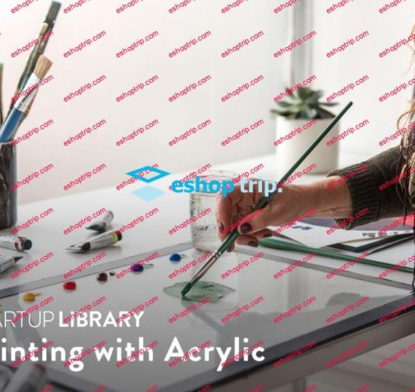 Mybluprint Startup Library Painting With Acrylic