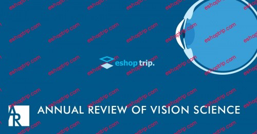 Annual Review of Vision Science