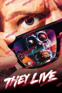 John Carpenter They Live 1988
