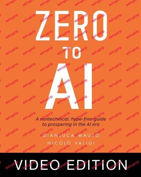 Nicolo Valigi Zero to AI video edition