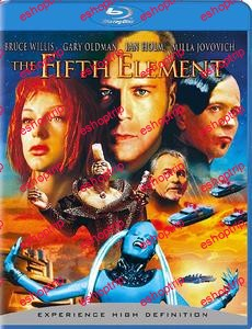 The Fifth Element 1997 REMASTERED