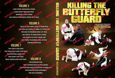 Andre Galvao Killing The Butterfly Guard