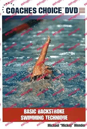 Basic Backstroke Swimming Technique