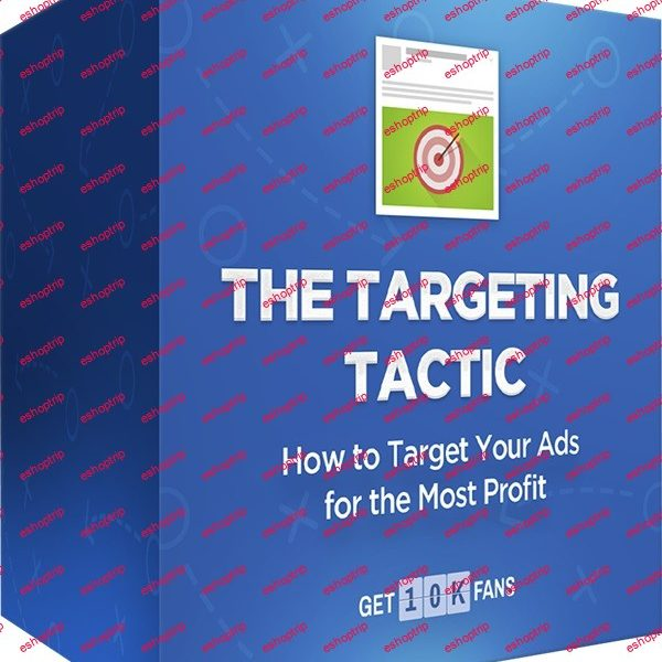 Brian Moran The Targeting Tactic Pro 1