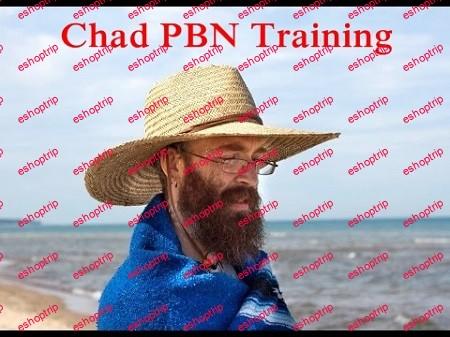 Chad Kimball – 1 on 1 Chad PBN Training