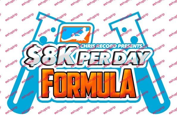 Chris Record – 8K Per Day Formula