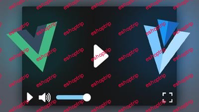 Create custom HTML5 Video Player using Vue.js Vuetify